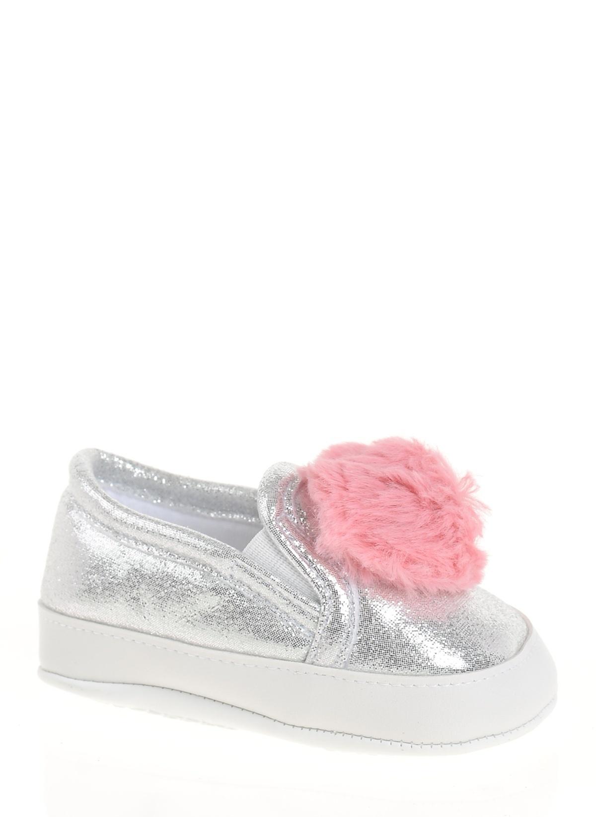 74b9eb521d02e Koton Kids Kız Bebek Ayakkabı Ekru | Morhipo | 21857076